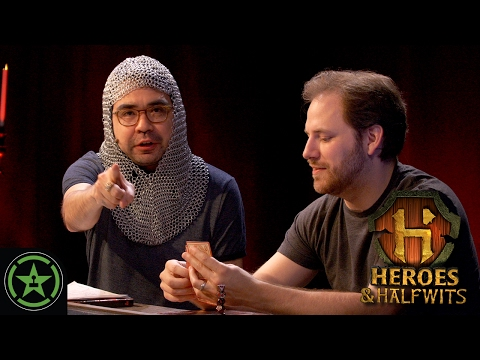 Green With Envy - Heroes & Halfwits #24