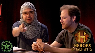 Heroes & Halfwits: Episode 24 - Green With Envy