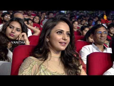 SPYder Movie Pre Release Event Highlights    Mahesh Babu, Rakul Preet    Vanitha TV
