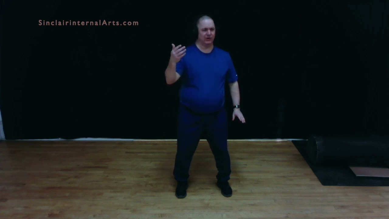 Incomplete Tai chi Lesson 8 Peng Part 3