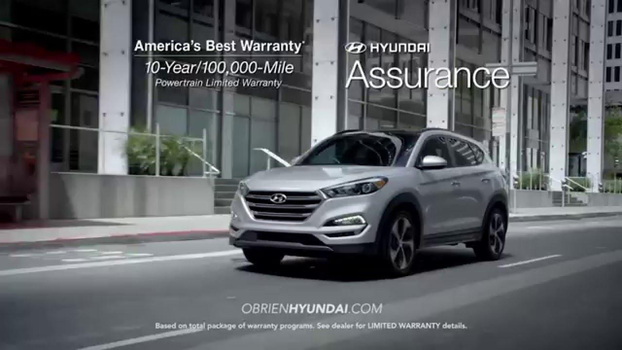 Ou0027Brien Hyundai Of Fort Myers   2016 Tucson Tech   YouTube