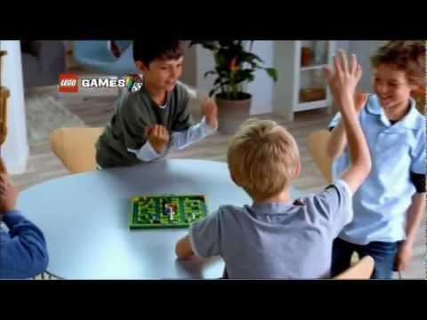 Vidéo LEGO Games Minotaurus