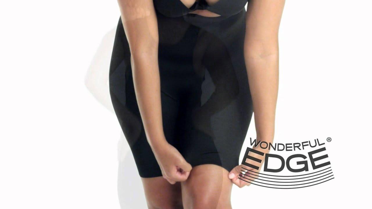 2f10bb989d749 Style 7071 - Naomi   Nicole® Unbelievable Comfort® Thigh Slimming Torsette  Shapewear