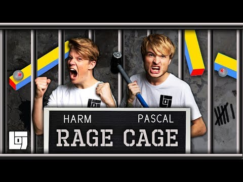 PASCAL EN HARM SLOPEN DE PC in RAGE CAGE | Gauntlet of Ire | LOG