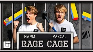 PASCAL EN HARM SLOPEN DE PC in RAGE CAGE | Gauntlet of Ire #LOGS3