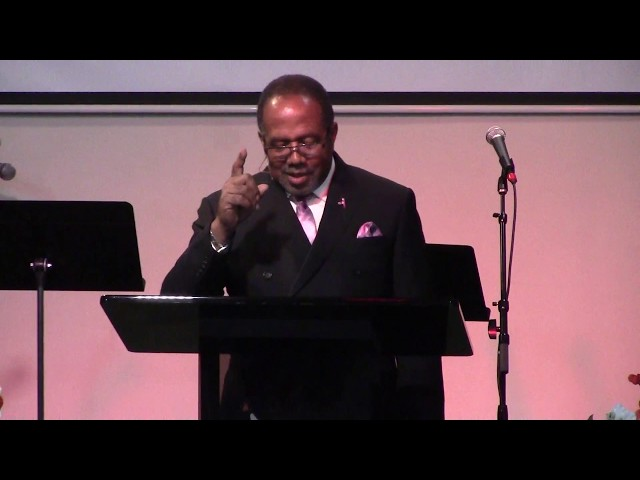 (10-22-17) Yet, I Will Rejoice In The Lord - Habakkuk 3:17-18 - Guest Pastor, Rev. James Crowder