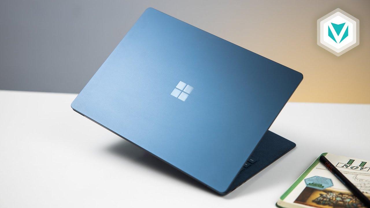 Surface Laptop 3 (13.5 inch): Chiếc Laptop Đáng Mua Nhất Của Microsoft! | ThinkView Đánh Giá