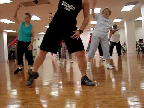 Zumba Gold  with  Liz Zumba – Fuego Lento First Version
