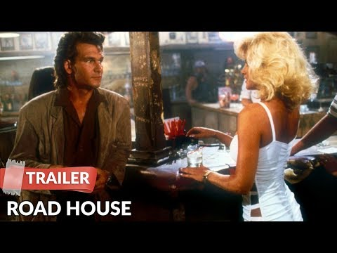 Road House 1989  HD  Patrick Swayze  Kelly Lynch
