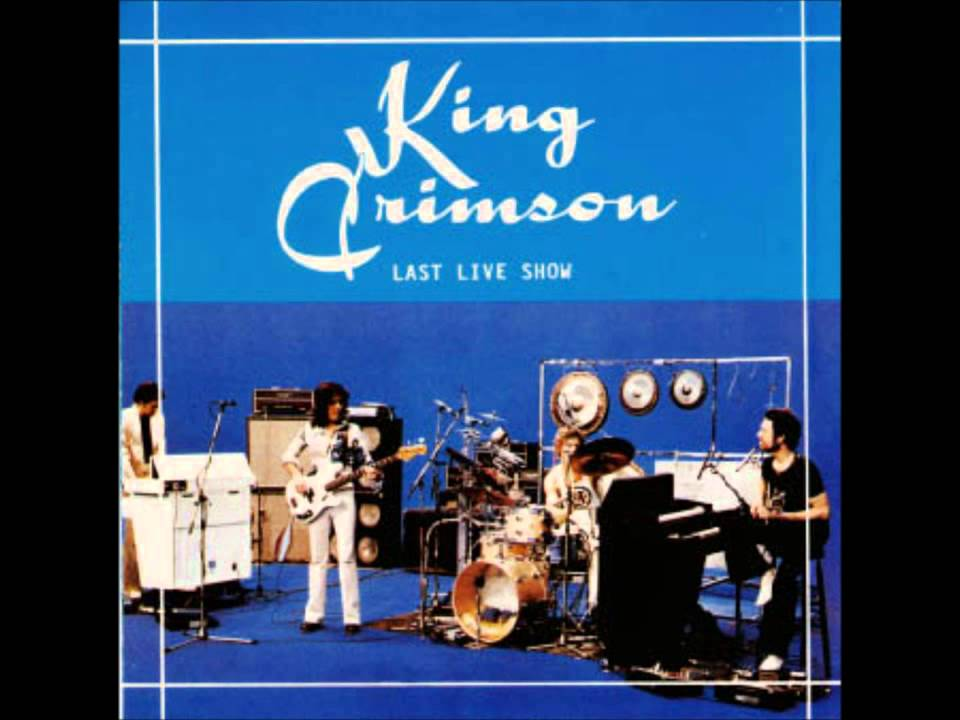 King Crimson - Live In Brighton (October 16, 1971)