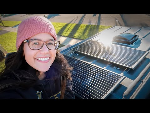 Stealth Solar Panel
