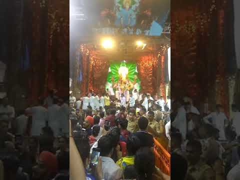 Lalbaug Cha Raja 2018 - Video No. 1 & 2 Combined