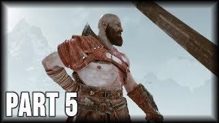 God of War - 100% Walkthrough Part 5 [PS4] – Favor: Unfinished Business