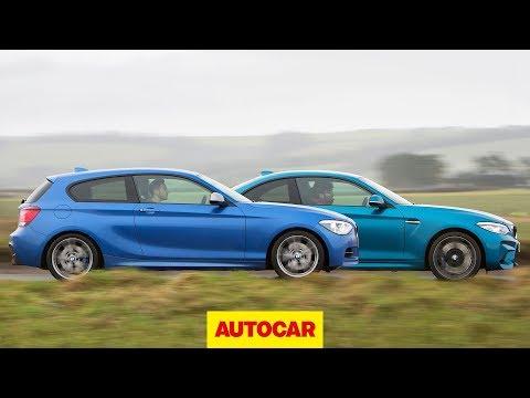 Tuned 390bhp BMW M135i takes on M2 | Autocar