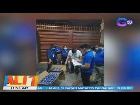 2 ilegal na nagbebenta ng RT-PCR test kits online, arestado | BT