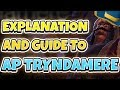 WHY YOU SHOULD PLAY TRYNDAMERE AP!! HOW TO CARRY WITH THE NEW WAY TO PLAY - Tryndamere Guide