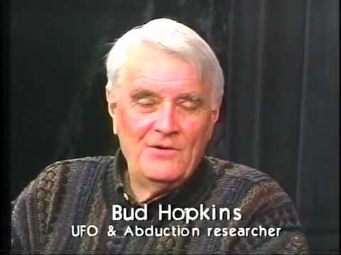 Budd Hopkins talks about the hybrid alien beings that are among us
