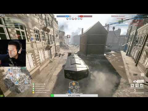 Battlefield 1 - St Chamond 63-0 Amians   Standoff Package
