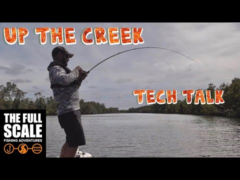 The Full Scale | UP THE CREEK | Tech Talk