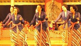 GOLEK KENYO TINEMBE - Selasa Legen Pujokusuman - Javanese Classical Dance [HD]