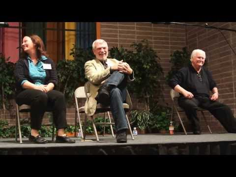Richard Manley on Limiting Characters in a Play (clip)