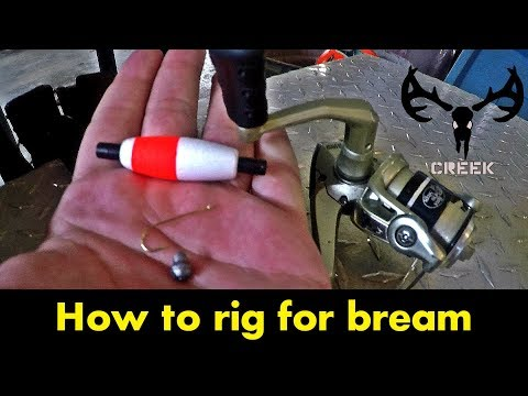 The Best Rig For Bream Fishing