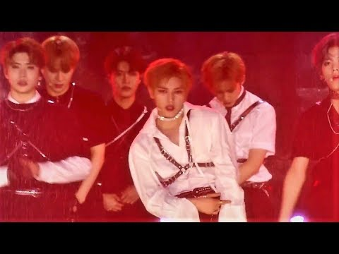 180512 NCT(엔씨티)- Black on Black + Boss + Touch + GO + 레드카펫 @드림콘서트 2018 Dream concert