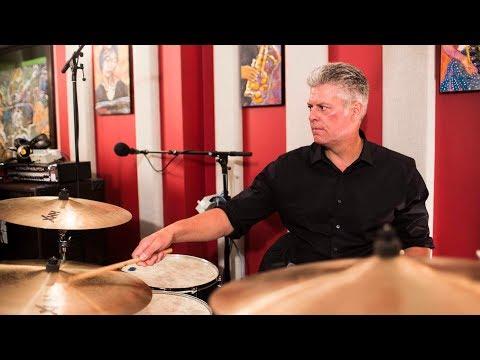 Barrett Martin Group 'Death On The Lips'   Live Studio Session