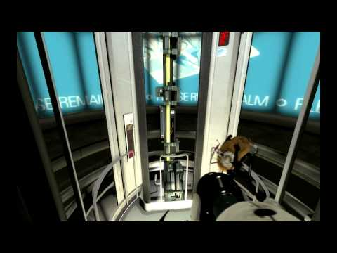 Portal 2 Complete Walkthrough - Chapter 8 - The Itch [1080p]