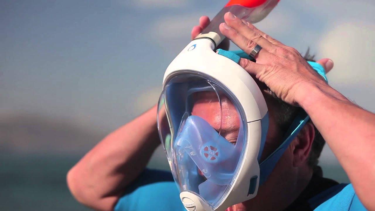 c92483d00 The Tribord Easybreath. Decathlon UK