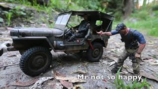 JJRC Q65 Willy's Jeep