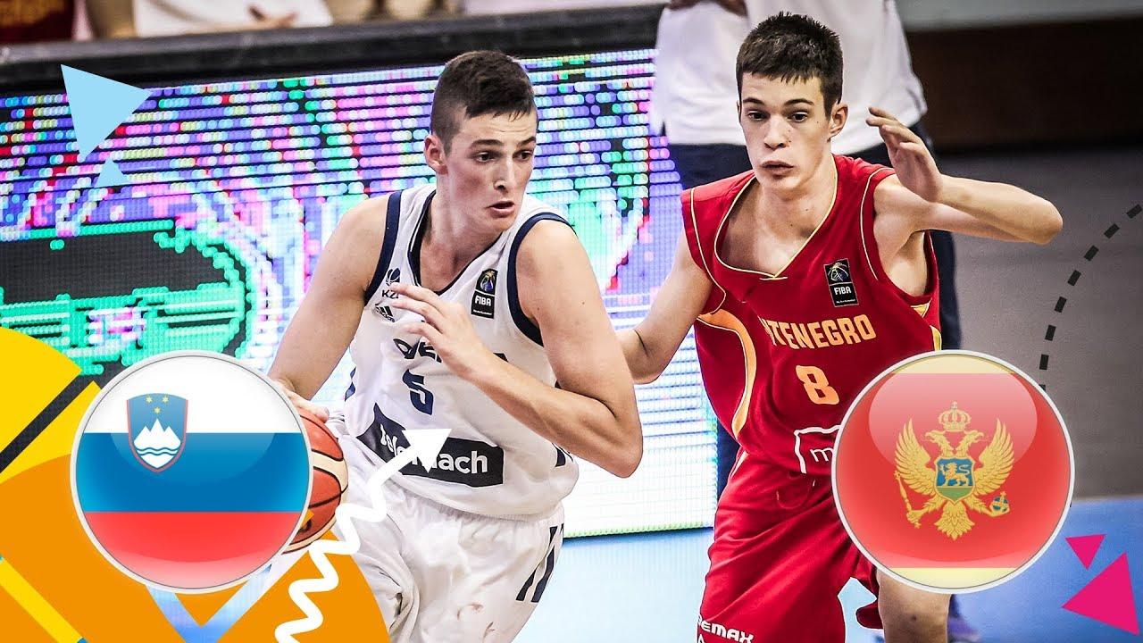 Re-watch Slovenia v Montenegro