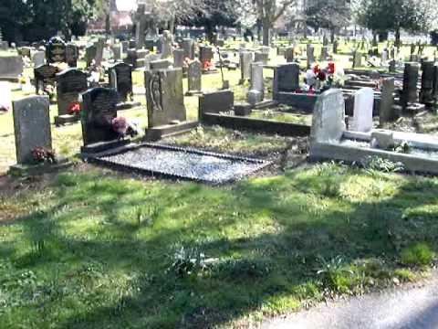 Newark Cemetery located on London Road, Newark-On-Trent