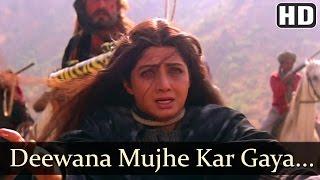 Khuda Gawah - Deewana Mujhe Kar Gaya