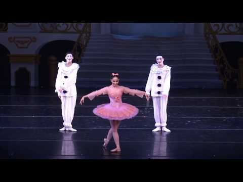 The HARID Conservatory, Excerpt from The Fairy Doll Pas de Trois (Coda), Spring 2018