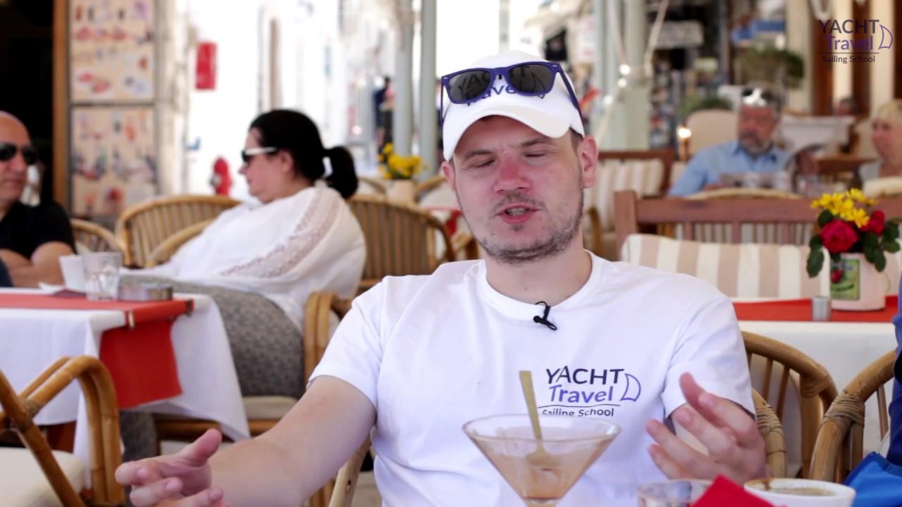 Видео отчет по практике в Греции Май yacht travel  Видео отчет по практике в Греции Май 2017 yacht travel