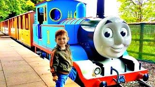 RIDE ON TRAIN  AMUSEMENT PARK FOR KIDS