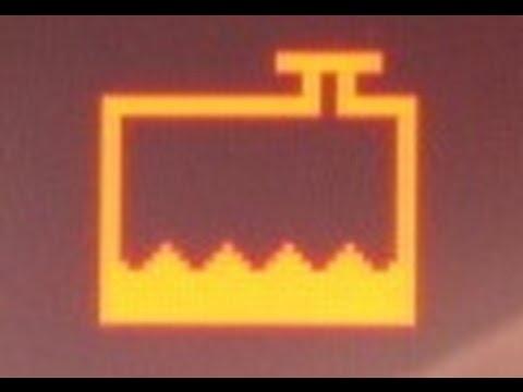 Kühlwasser symbol