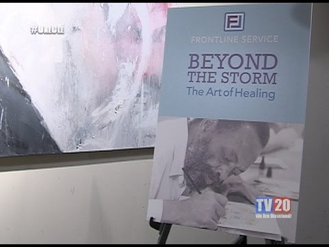 Frontline Service: Beyond the Storm 2016- TV20 News Package