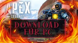 Gambar cover APEX LEGENDS DOWNLOAD PC - So ladet ihr euch das neue Battle Royale Spiel Runter!