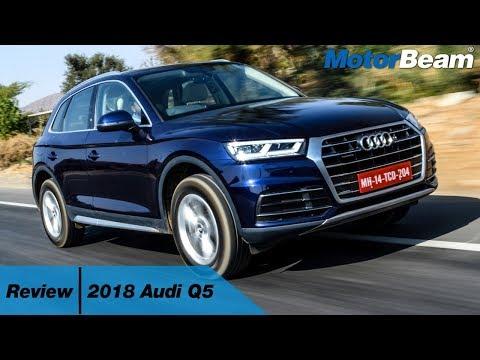 2018 Audi Q5 Review - Baby Q7  | MotorBeam