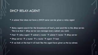 Ubuntu dhcp and relay server