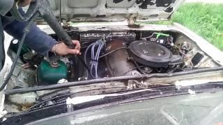 Мойка двигателя правильно и безопасно