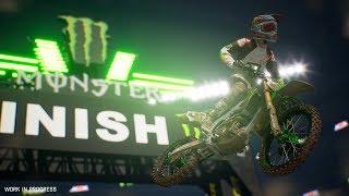 Monster Energy Supercross – The Official Videogame 2 - Trailer de anuncio