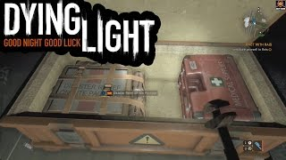 Dying Light PC Gameplay Free Roaming | Air Drop | Rooftop Runs