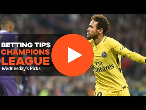 Champions League - Betting Tips   Feb 14th