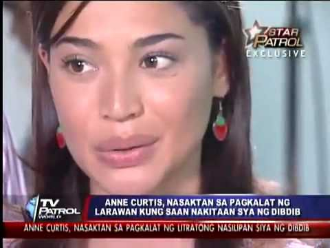 malfunction Anne curtis