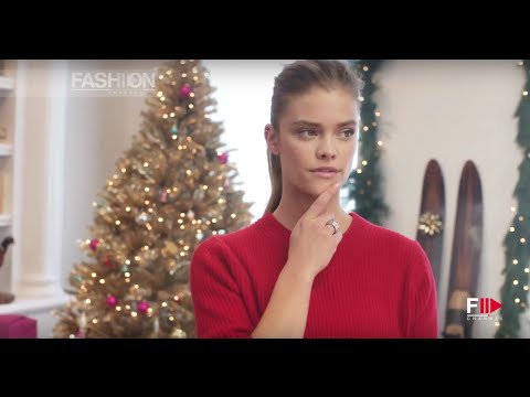 MICHAEL KORS Holiday Gifting 2015 with NINA AGDAL #JustBecause by Fashion Channel - 동영상