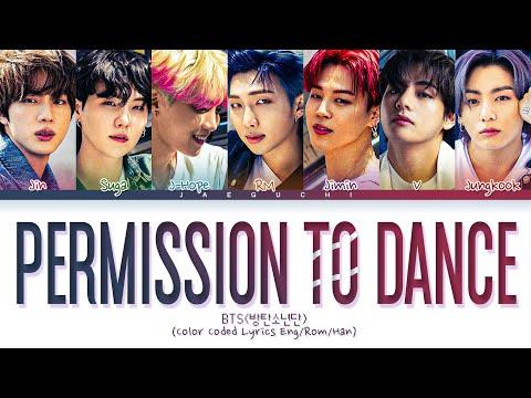 [CHOREOGRAPHY] BTS (방탄소년단) 'Permission to Dance' Dance Practice