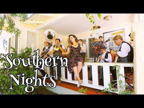 Southern Nights - Glen Campbell New Orleans Jazz Cover
